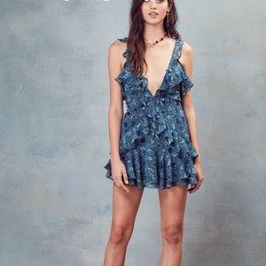 For love and lemons poppy mini dress
